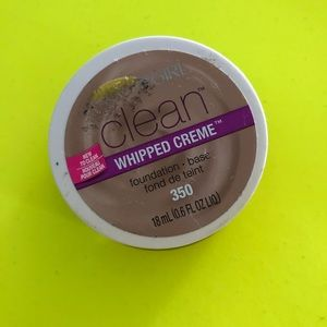 COVERGIRL CLEAN WHIPPED CREME Foundation 350